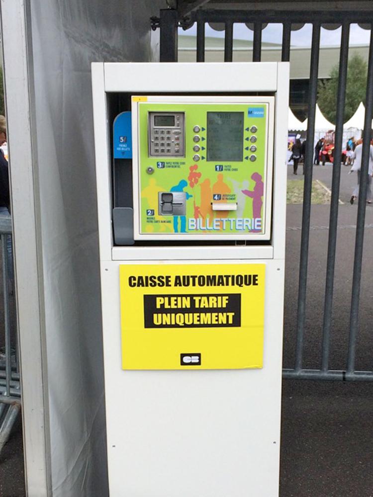 ticket foire billetterie guichet